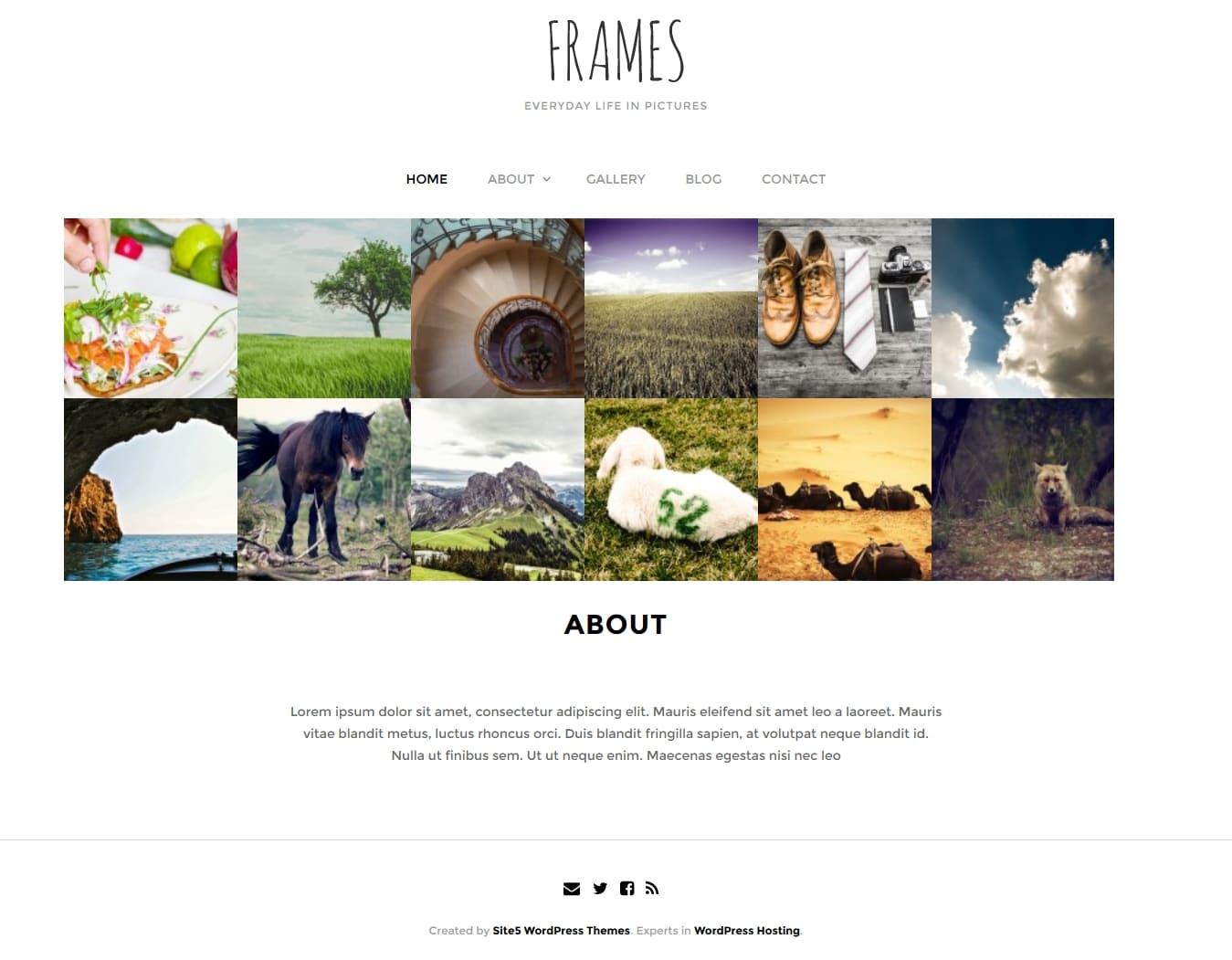frames-tema
