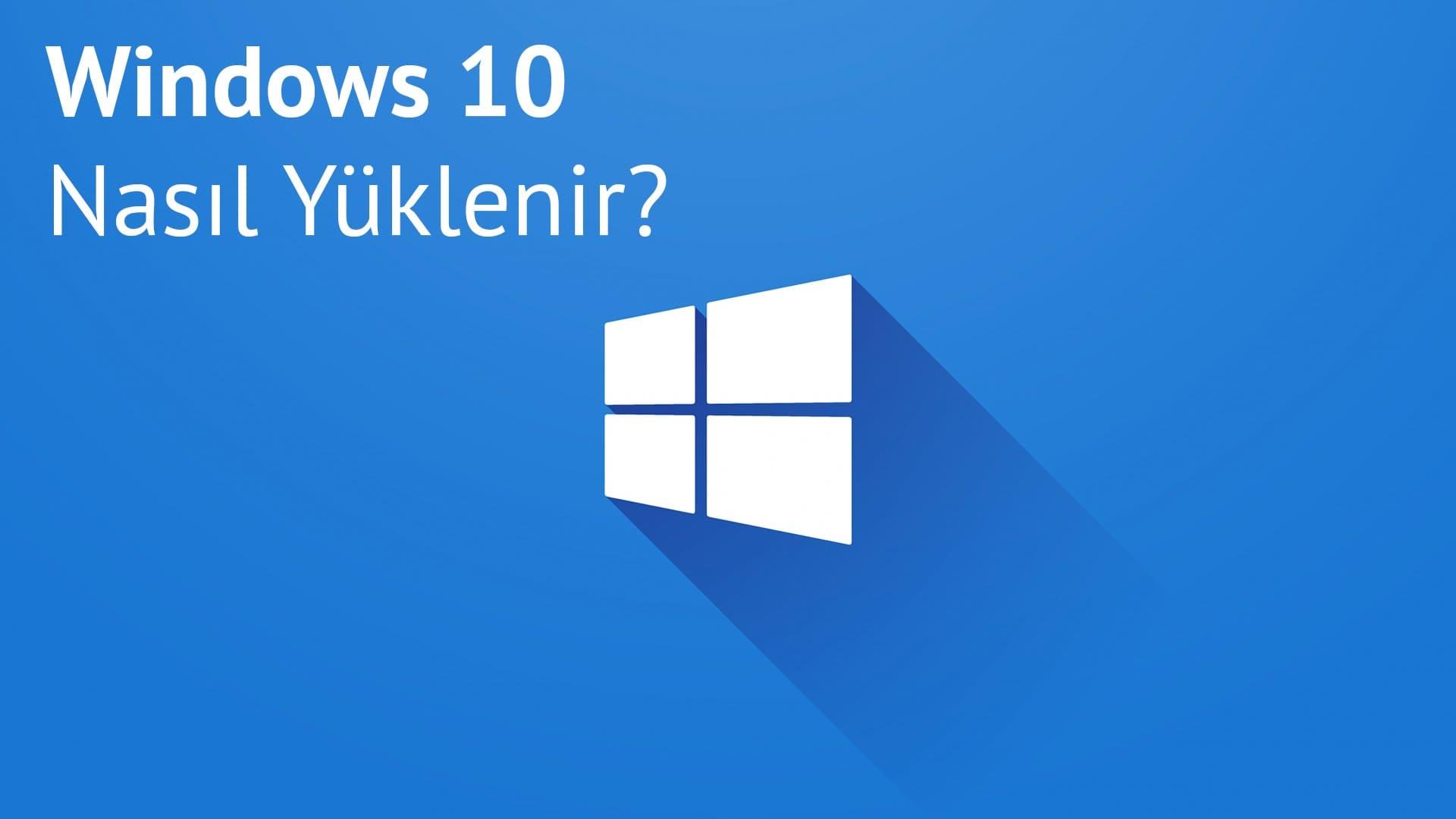 windows-10-kurulumu