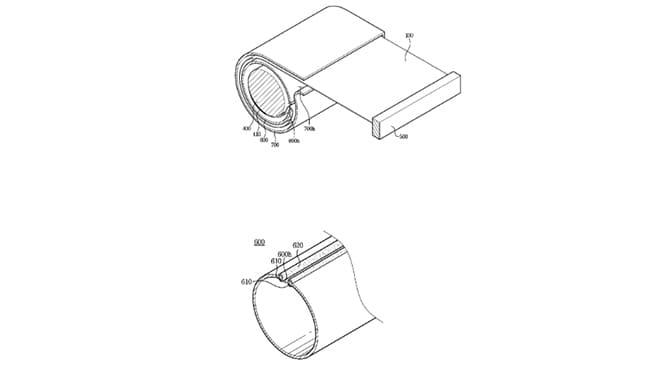 samsung-katlanabilir-televizyon-patenti